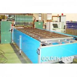 龍門雙層式點焊機SA-1500DD-1