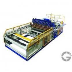 Wire Mesh Welding MachineGSA-125 ~ GSA-200